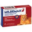 Milbemax wormtabletten grote kat