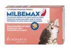 Milbemax wormtabletten kleine kat & kittens