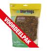 Kippensnack <br>meelwormen 500 gr.