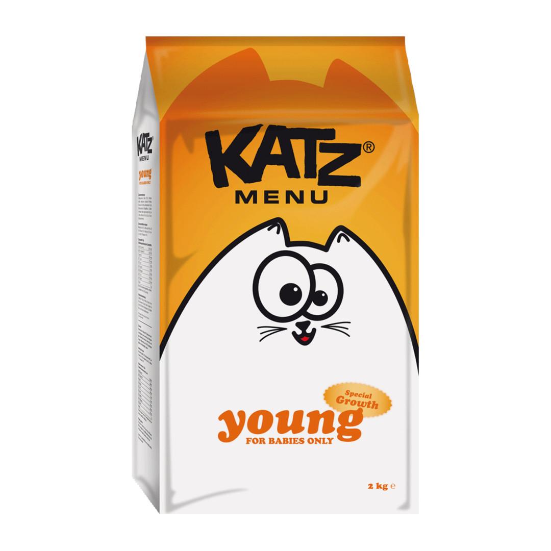Katz Menu kattenvoer Young 7,5 kg