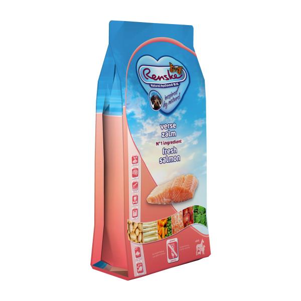 Renske Super Premium Zalm Graanvrij 12 kg