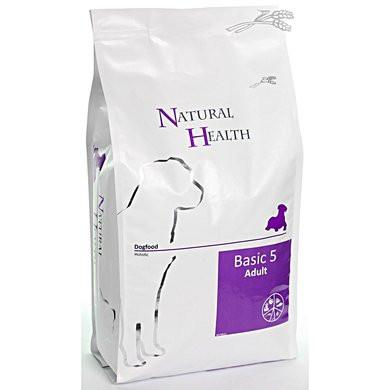 Natural Health hondenvoer Basic 5 Adult 7,5 kg