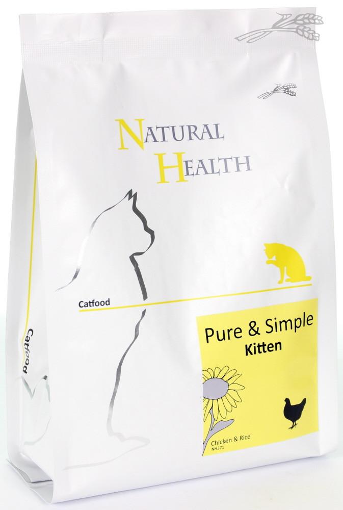 Natural Health kattenvoer Kitten 400 gr