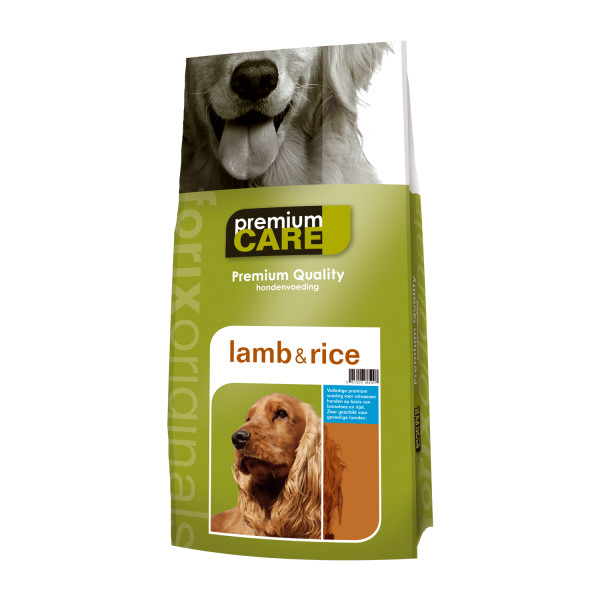Premium Care Original Lamb & Rice 15 kg