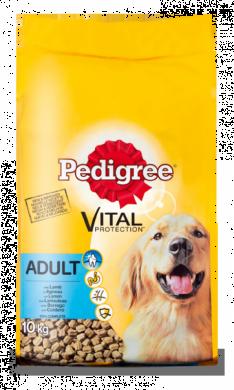 Pedigree hondenvoer Adult Lamsvlees 15 kg