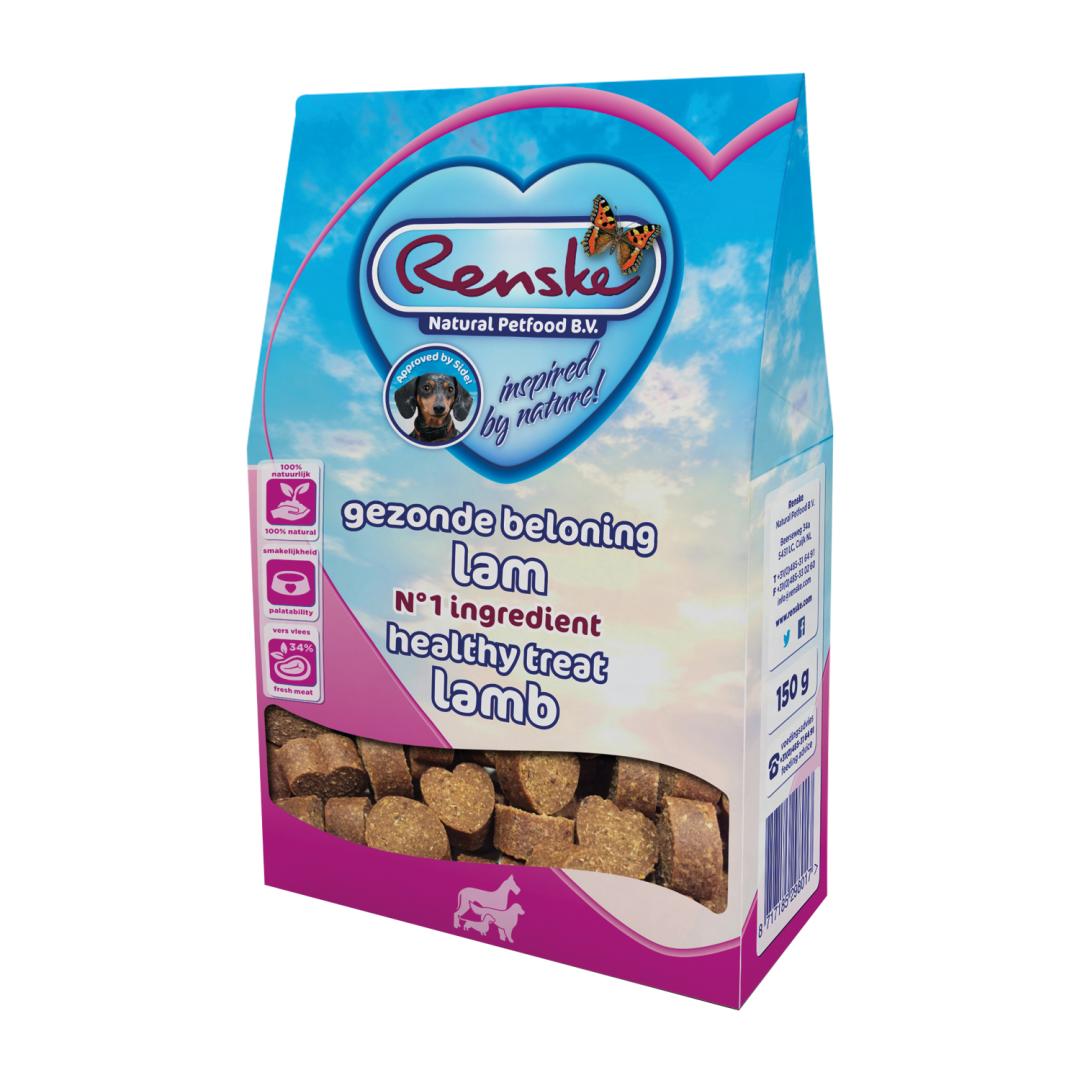Renske Gezonde Beloning lam 150 gram