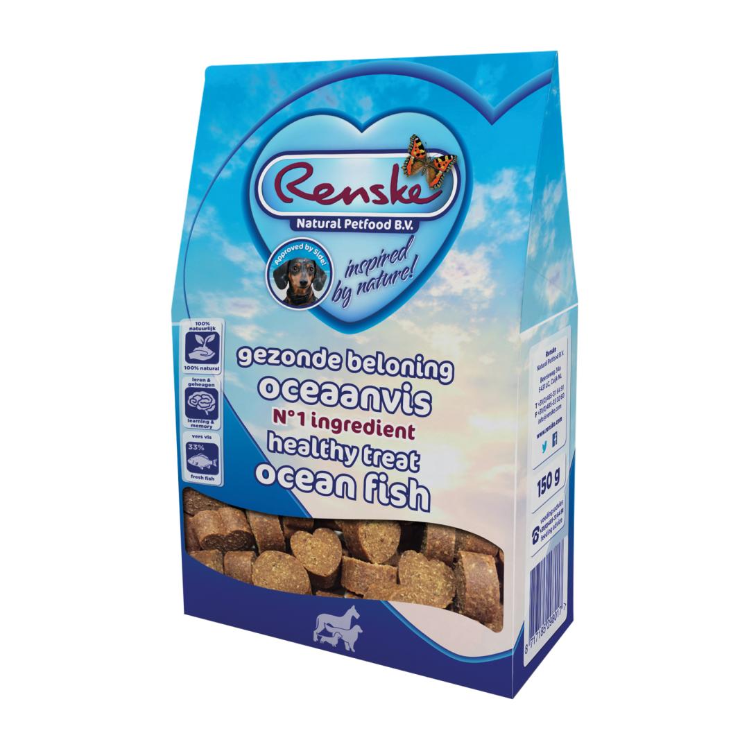Renske Gezonde Beloning Oceaanvis 150 gram