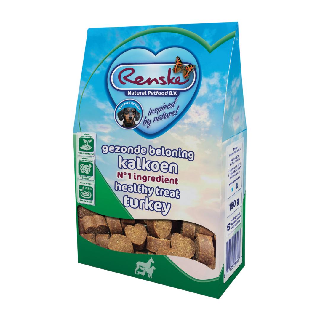 Renske Gezonde Beloning kalkoen 150 gram
