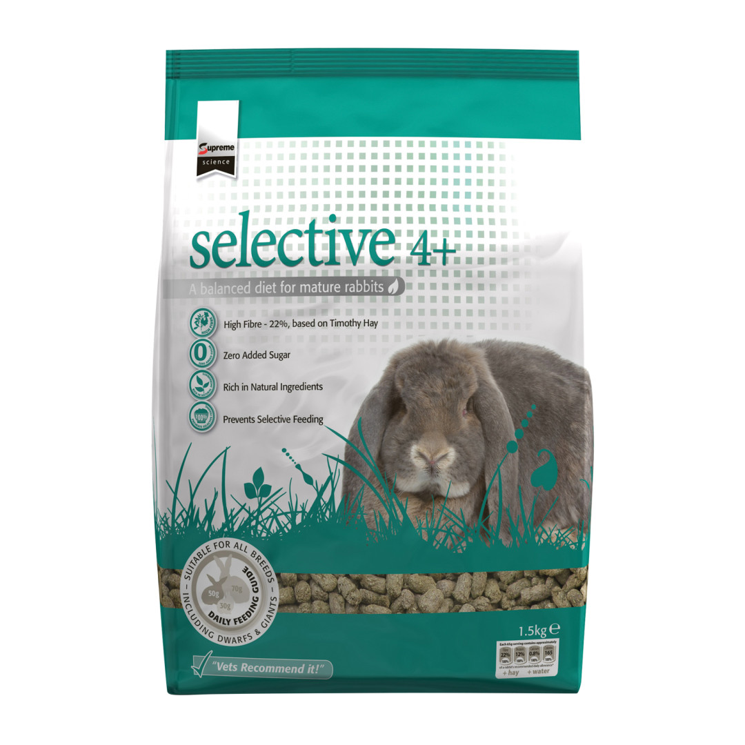 Supreme Science Selective Rabbit 4+ 10 kg