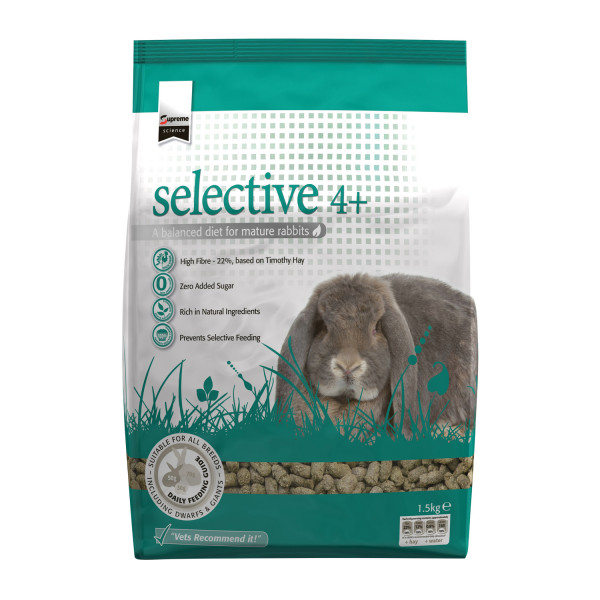 Supreme Science Selective Rabbit 4+ <br>10 kg
