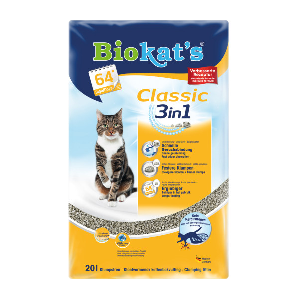 Biokat's kattenbakvulling Classic 20 ltr