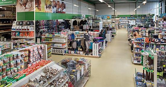 Onze megastore in Noordwijkerhout