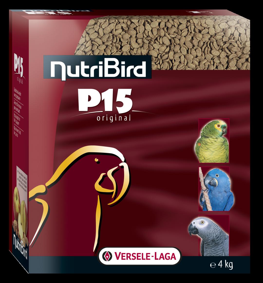 Nutribird P15 Original <br>4 kg