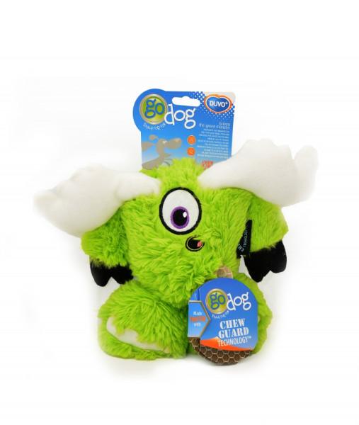goDog hondenspeelgoed monster groen