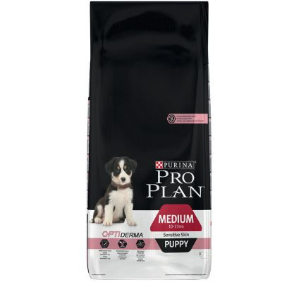 Pro Plan Medium Puppy Sensitive Skin 12 kg