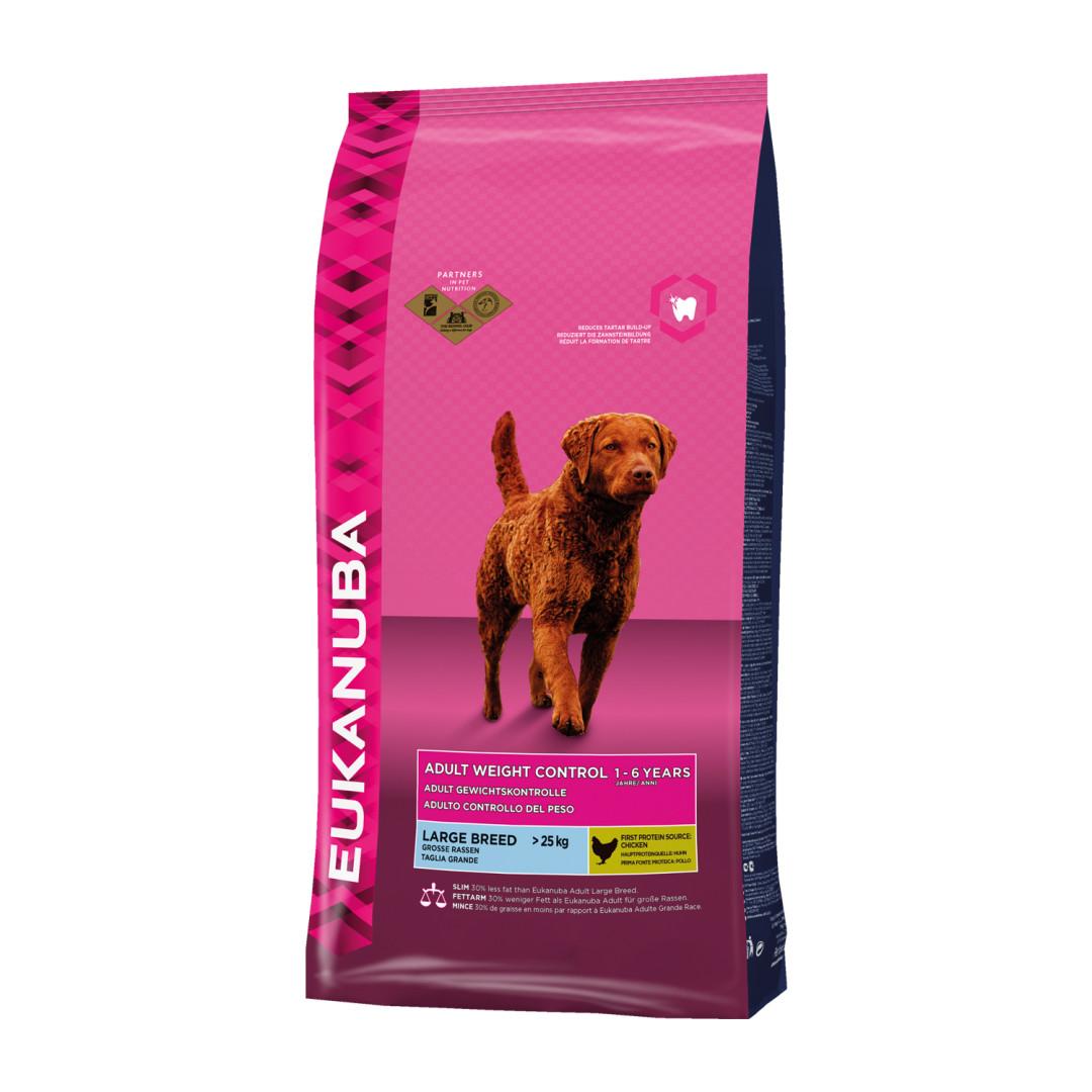 Eukanuba hondenvoer Large Breed Weight Control Adult 3 kg
