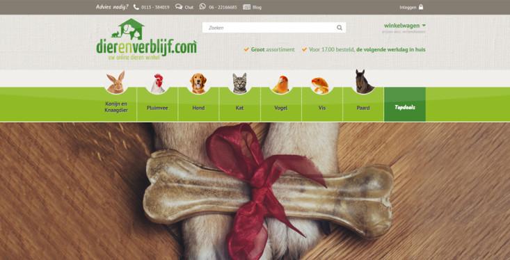 Bezoek ook onze webshop!