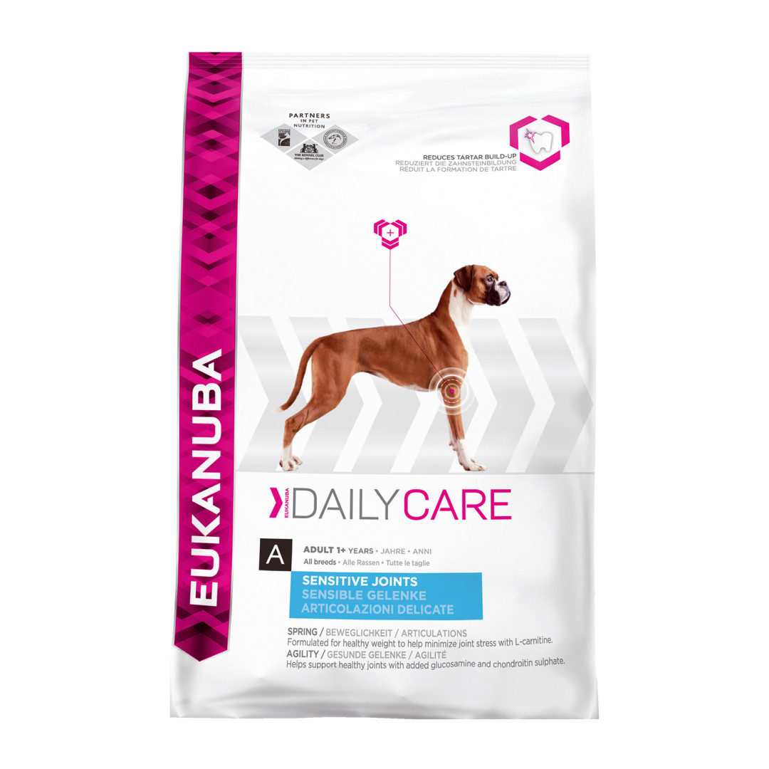 Eukanuba Daily Care Sensitive Joints <br>Adult 2,5 kg