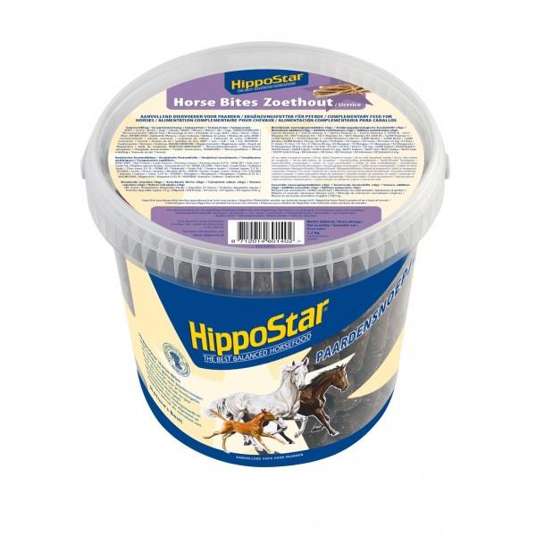 Hippostar Horse Bites zoethout 1,5 kg
