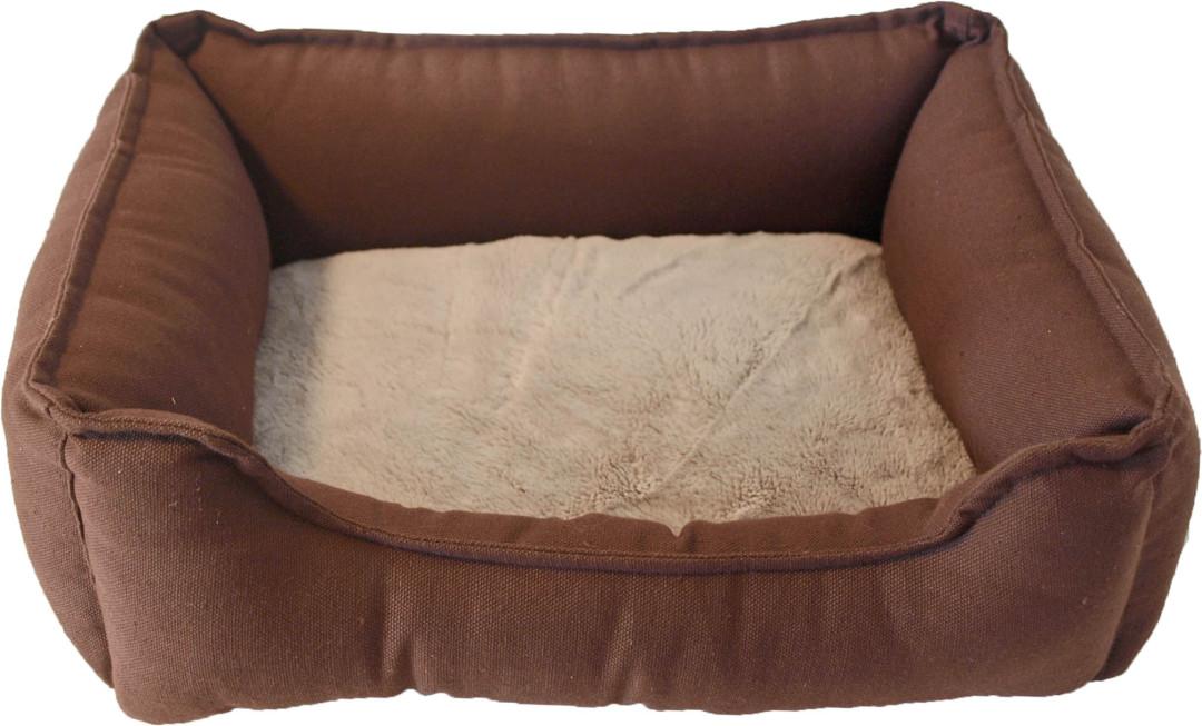 Katten- of hondenmand Divan bruin