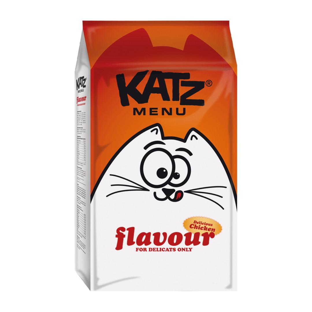 Katz Menu kattenvoer Flavour 7,5 kg