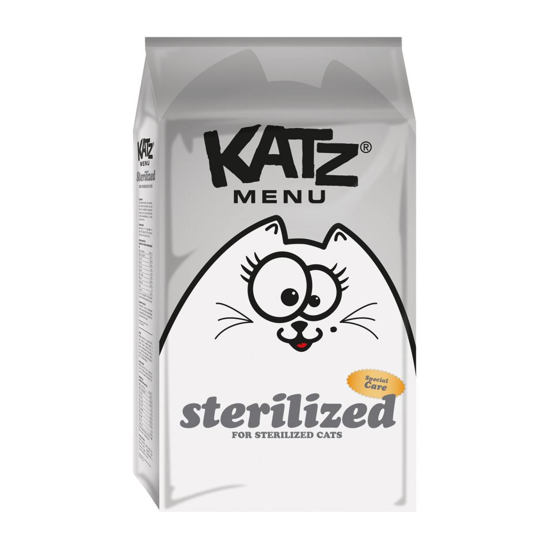 Katz Menu kattenvoer Sterilized 7,5 kg