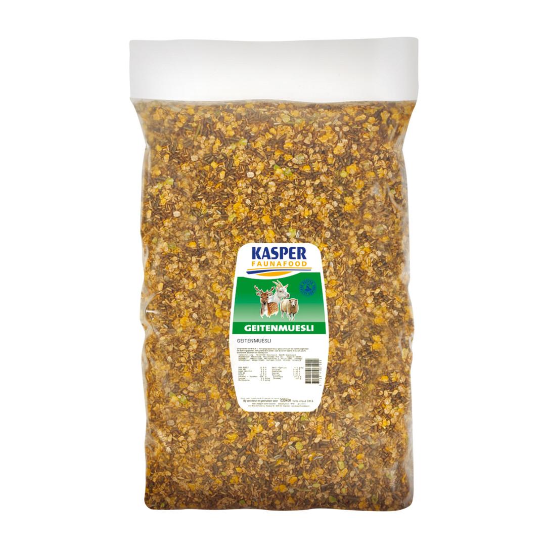 Kasper Faunafood geitenmuesli 15 kg