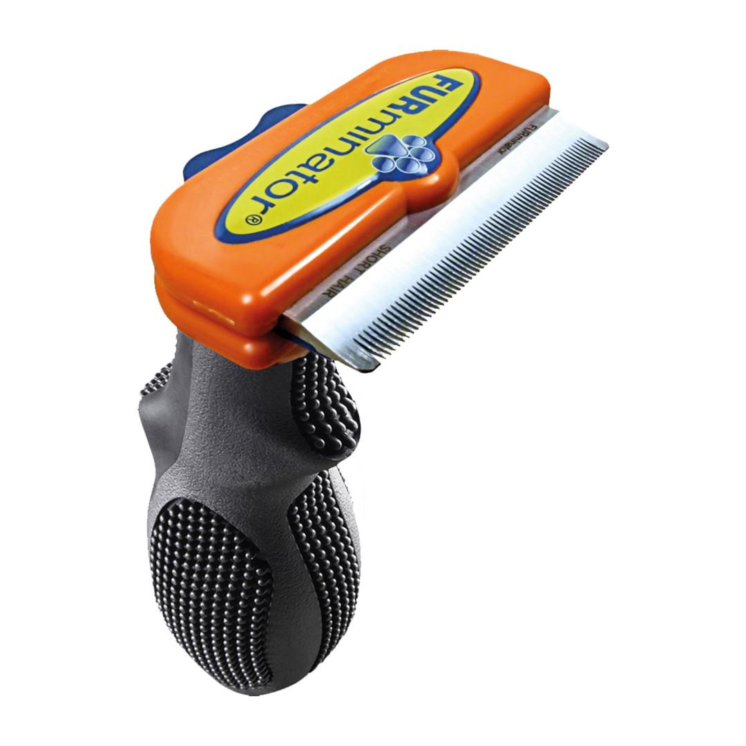 FURminator Deluxe deShedding tool hond korthaar medium