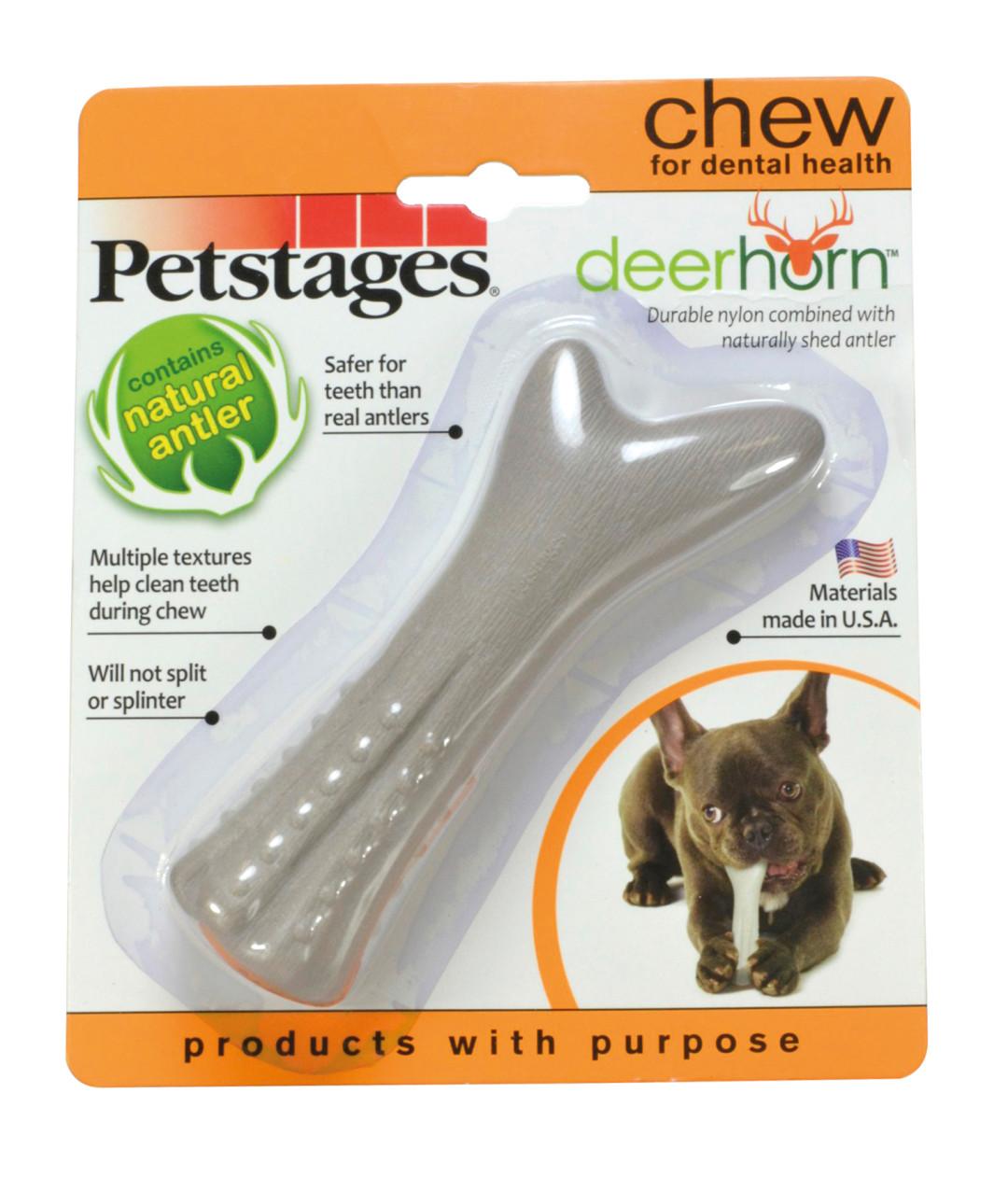 Petstages Deer Horn