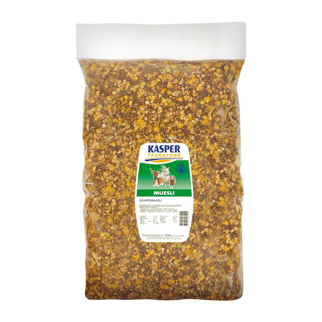 Kasper Faunafood Schapen- en lammerenmuesli 15 kg