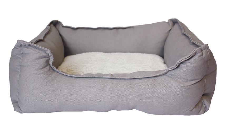 Katten- of hondenmand Divan grijs