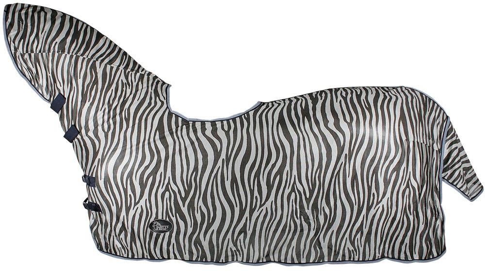 Harry's Horse vliegenuitrijdeken zebra