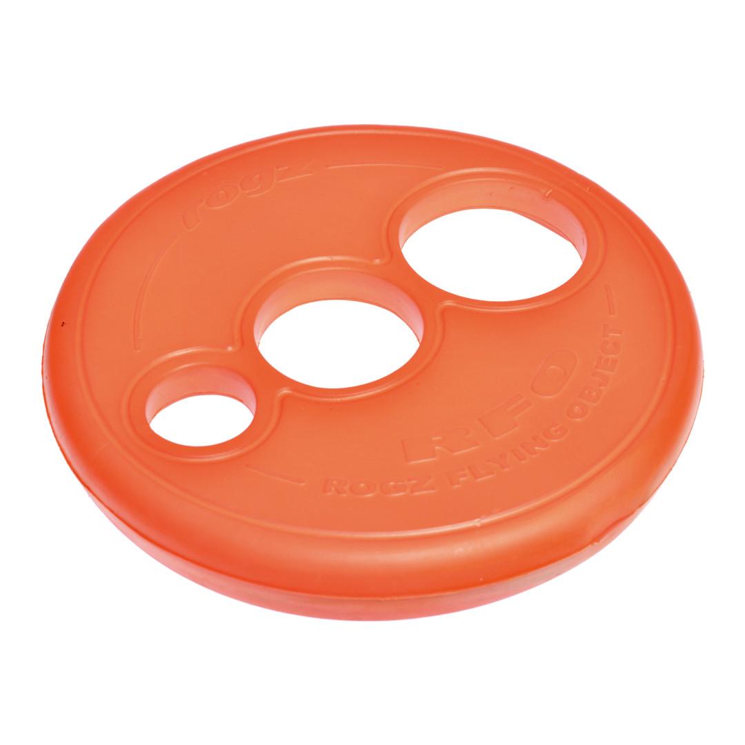 Rogz Flying Object Orange Large