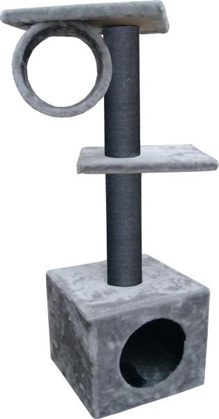 Venus krabmeubel met koker grijs/grijs
