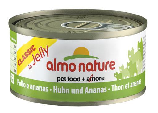 Almo Nature kattenvoer Legend kip & ananas <br>70 gr