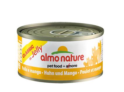 Almo Nature kattenvoer Legend kip & mango <br>70 gr