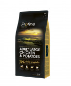 411509 Profine Dog adult large chicken & potatoes 15kg.jpg
