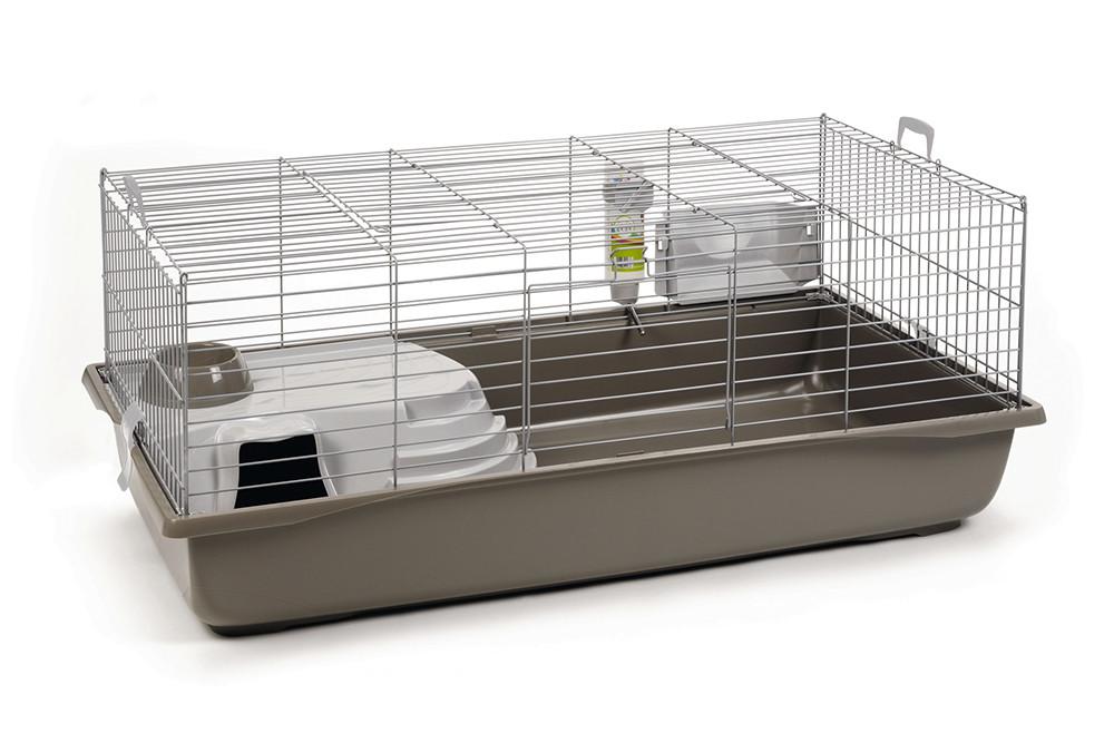 Savic konijnenhok Nero 4 Deluxe