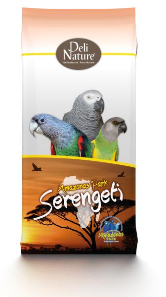 Deli Nature Amazonas Park Serengeti 2 kg