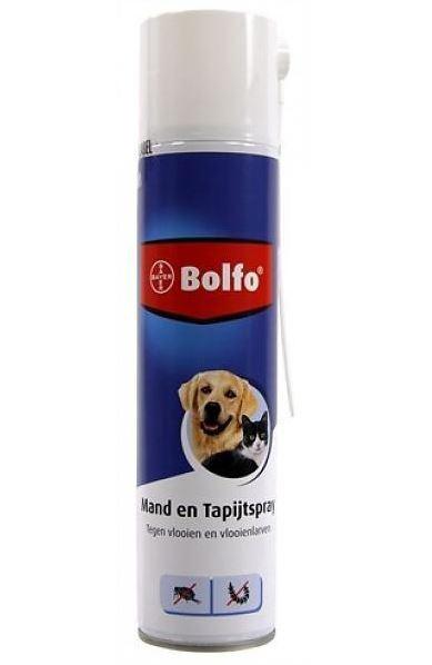 Bolfo mand- en tapijtspray 400 ml