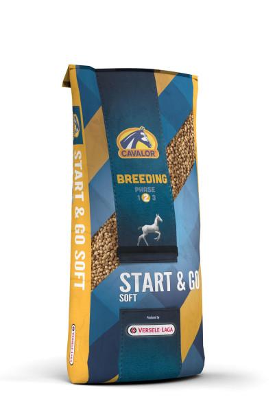 Cavalor Breeding Start & Go 15 kg