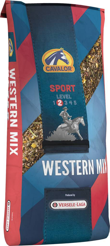 Cavalor Sport Western Mix 20 kg