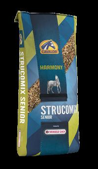 Cavalor Harmony Strucomix Senior 20 kg