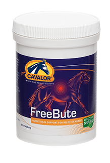 Cavalor Free Bute Natural Relief 90 tabl