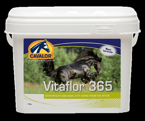 Cavalor Vitaflor 365 2 kg