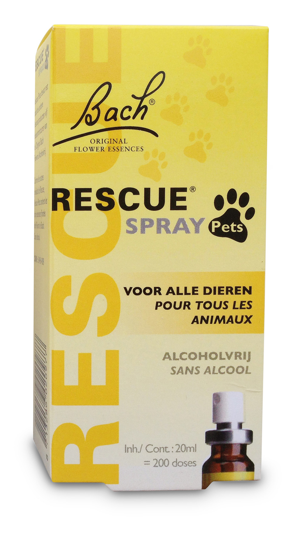 Rescue PetsSpray 20 ml