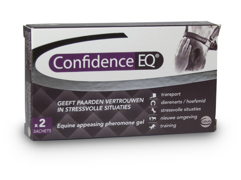 Confidence EQ anti-stress
