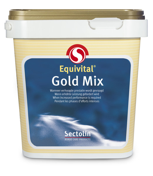 Sectolin Equivital Gold Mix 1,5 kg