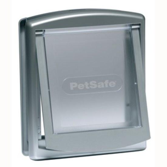 PetSafe Staywell Original 2-Way kattenluik zilver