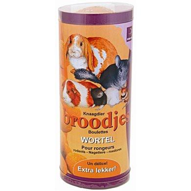 ESVE knaagdierbroodjes wortel 4 st
